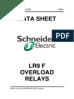 Schneider LR9 F Overload Relays.pdf