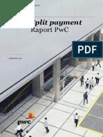 Split Payment Raport Pwc