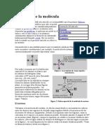 9 La Forma de Las Moléculas.