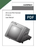 PT-6212 User Manual