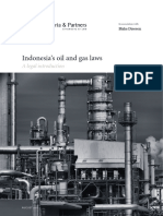 Indonesias Oil and Gas Laws (Oentoeng Suria)