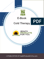 Cold Therapy- www.Healthproductsforyou.com