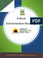 Anti-Embolism Stockings- www.Healthproductsforyou.com