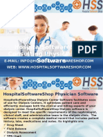 Software for Consulting Physicians from HospitalSoftwareShop.com