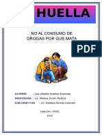 Revista de La Drogadiccion