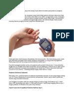 Diabetes Tipe 1 2