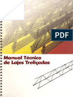 Lajes Treliçadas - Manual Lajes Trelicadas - BELGO