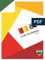 Livro Nacional de Regras 2017