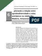 Explorando a relação entre agrobiodiversidade e solos antrópicos no médio Rio Madeira, Amazonas, Brasil. Junqueira et al. 2010.pdf