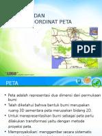 Proyeksi Peta
