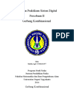 Laporan Praktikum Sistem Digital II