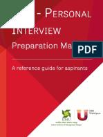 WAT PI Preparation Material.pdf