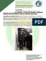 Nota de Prensa Nº 075 22mar17