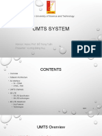 Umts System