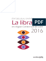 La librairie Région Centre-Val de Loire