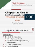 Chapter 3 Soil Mechanics Part II