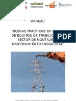 Montajes y Mantenimiento Industrial I