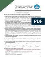 LEMBAR SOAL KLS XII B.IND SEM 2  + kunci - Copy