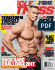 Muscle & Fitness - March 2017 USA