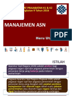 Manajemen ASN