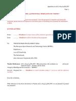 CfI AO7849 Proposal Template