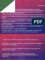 Integrime Ekonomike Evropiane Seminar