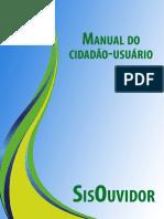 Manual Cidadao Usuario