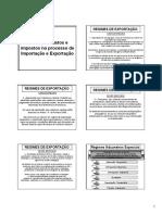 Custos Impostos Processo Imp Exp - Parte 7