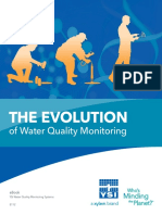 Evolution of Water Quality Monitoring EBookv2