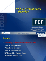 01_WinCE .NET & XP Embedded Overview_1