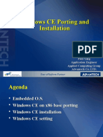 02_Windows CE Porting and Installation_1