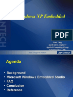 04Windows XP Embedded