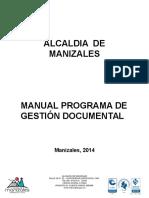 Programa de Gestion Documental 2014(1)