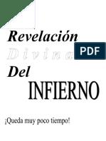 Revelacion Divina Del Infierno