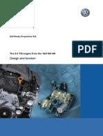 SSP 522 - The 2.0-Liter 162 KW 169 KW TSI Engine