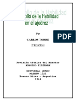 Habilidad Ajedrez TORRE