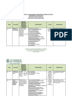 Agenda visita de Pares Académicos 2017
