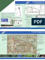 Tynehead Perimeter Trail brochure