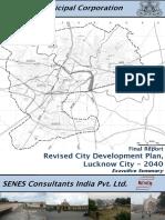 Summary Lucknow CDP