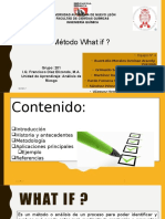 Método What if (3)
