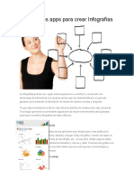 Las Mejores Apps Para Crear Infografias