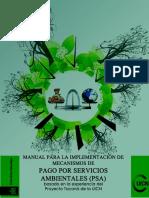Manual de Pago Por Servicios Ambientales Tacana 1