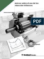 Conceptos Básicos Sobre El Uso de Los Motores de Inducción Trifásicos