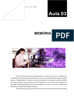 Sistemas Operacionais II - Aula03