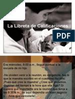 Libreta De Calificaciones