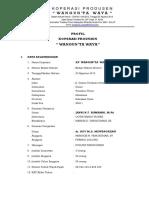 Profil Koperasi