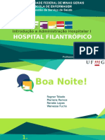 Administração Hospitalar