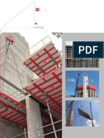 Hunnebeck Formwork and Shoring Product Handbook UK0715