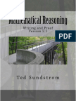 Mathematical Reasoning- Writing and Proof Version 2.1
