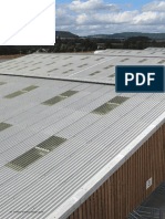 Profiled Sheeting Design Guide Part Two